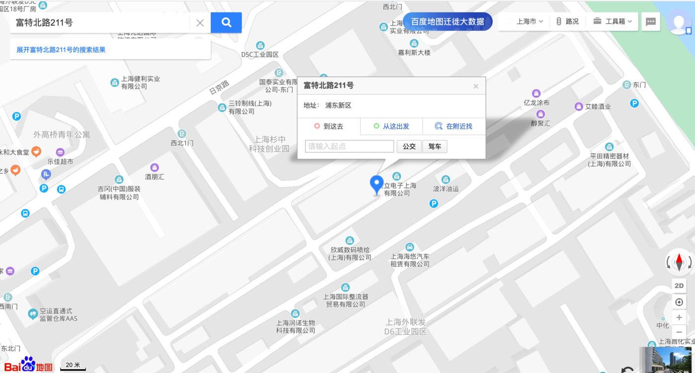 FTZ-Map